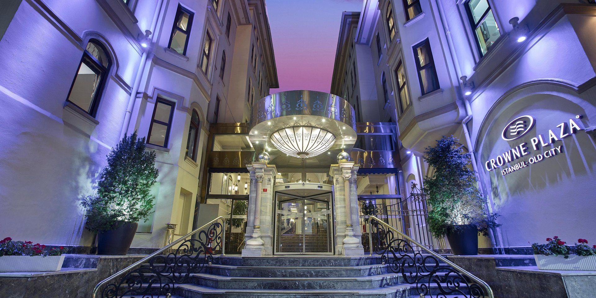 Hôtel Crowne Plaza Old City 5*